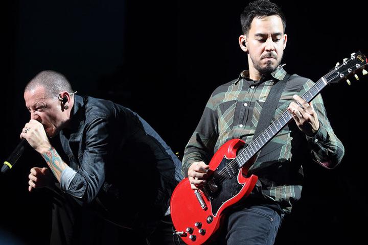 Mit Linkin Park sollte er am 27. Juli wieder auf Tour gehen.