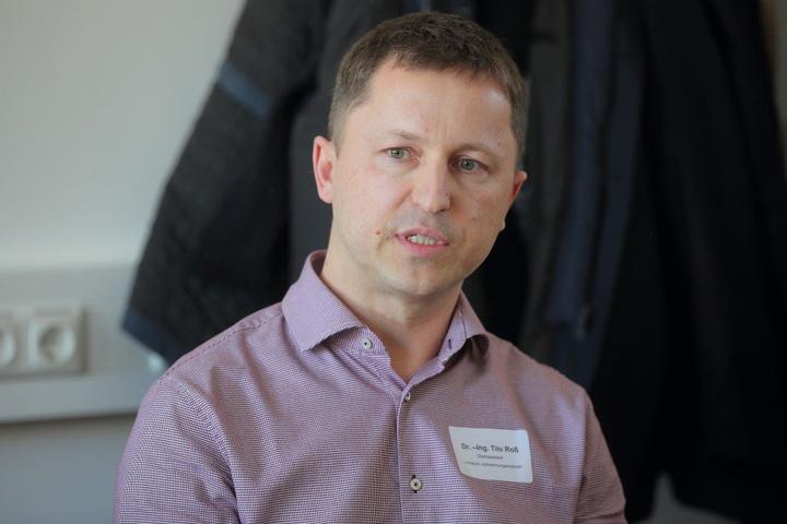 Weit über 100 Messfahrten haben die Forscher um Dr. Tilo Roß (F.) absolviert.