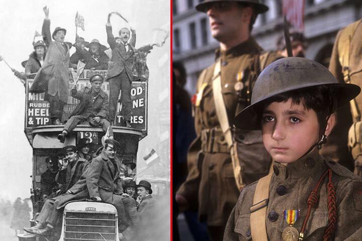 Heute vor hundert Jahren endete der Erste Weltkrieg. Am 11. November wird in vielen Ländern der Opfer gedacht.