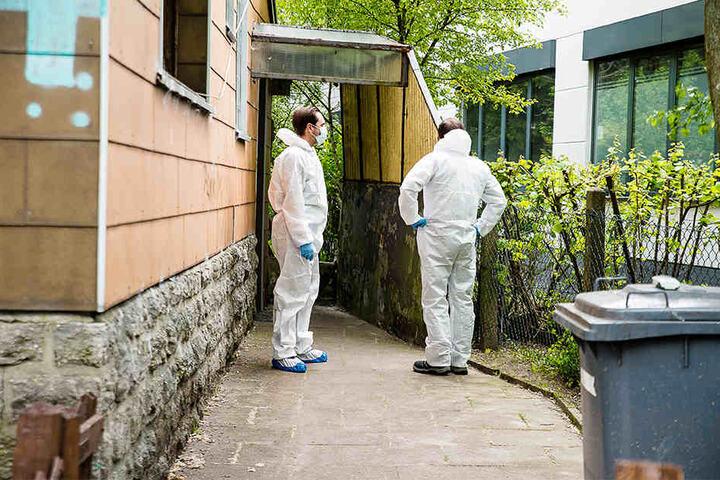 Eine achtköpfige Mordkommission ermittelt in dem Fall. Ob er je komplett aufgeklärt werden kann, ist fraglich.