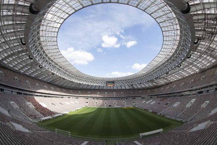 Im Moskauer Luschniki-Stadion findet das Finale am 15. Juli 2018 statt. Mit Deutschland?
