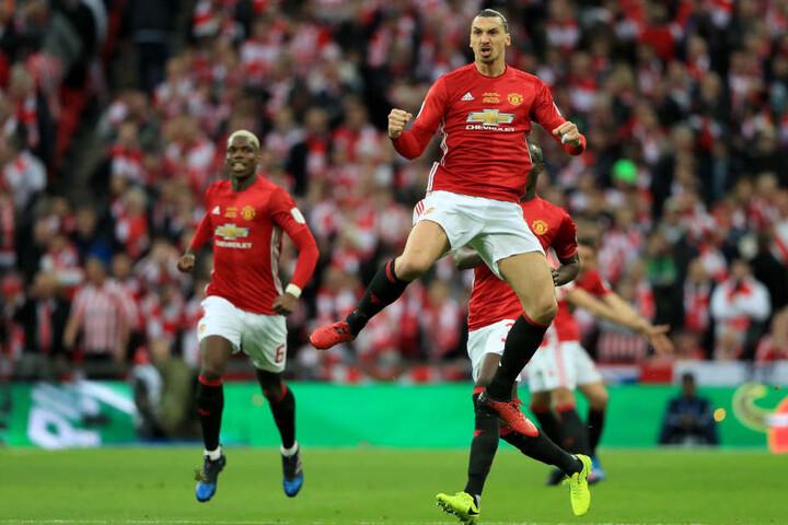 Verlässt Manchester Uniteds Superstar Zlatan Ibrahimovic den Verein nach nur einem Jahr oder beendet der Schwede seine Karriere sogar?
