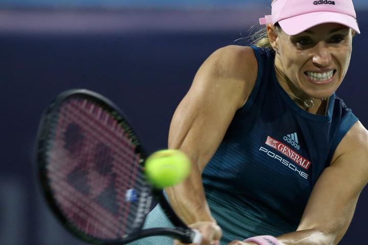 Gewann 2018 Wimbledon: Angelique Kerber.