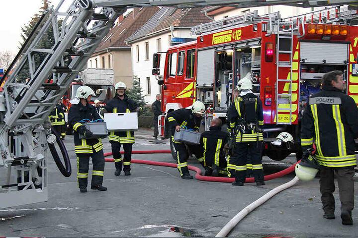 Für den Einsatz von Feuerwehr und THW soll die Angeklagte nun ordentlich blechen.