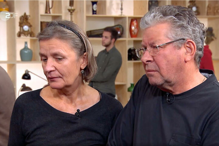 Siggi und Norbert Müller erhofften sich viel von der ZDF-Sendung.