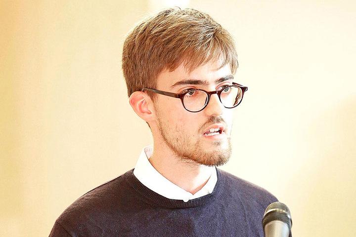 Hendrik Stalmann-Fischer (25, SPD).