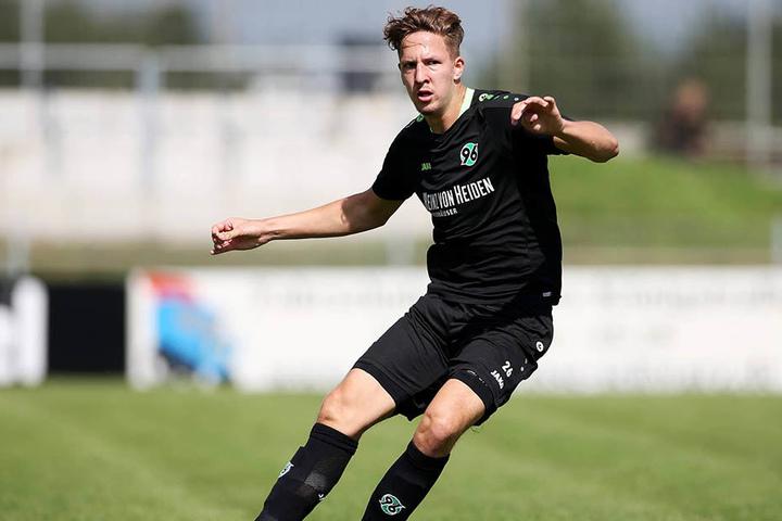 Zuletzt wurde Janik Bachmann von Hannover 96 geholt.