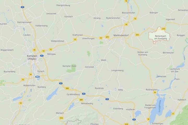 In Rettenbach am Auerberg ist es zu einer Explosion eines Hauses mit schrecklichen Folgen gekommen.