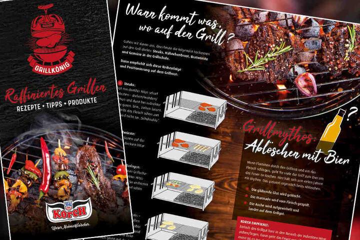 Einfach aufs Bild klicken und alle Grill-Tipps entdecken!
