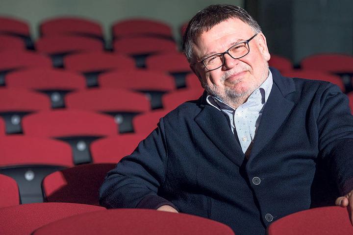 Rentner haben niemals Zeit? Er doch. Manfred Breschke (65) freut sich auf die Ruhestand.