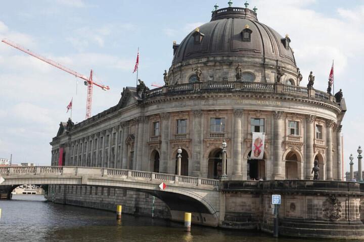 Der 26-Jährige arbeitete unter anderem im Bode-Museum.