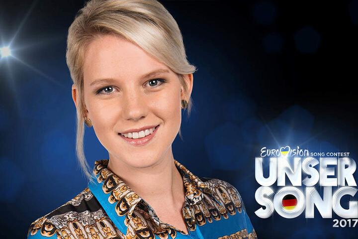 """Schafft sie es zum Eurovision Song Contest nach Kiew? Isabella """"Levina"""" Lueen (25) will für Deutschland antreten."""