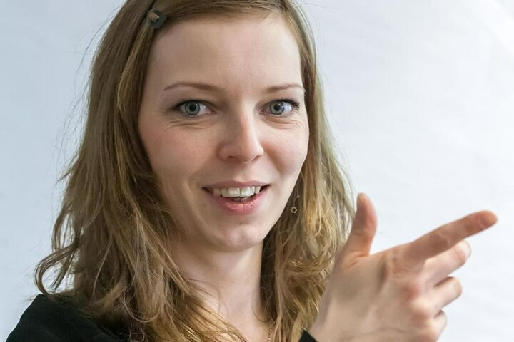 VMS-Sprecherin Jeanette Kiesinger (32) bittet um Verständnis.