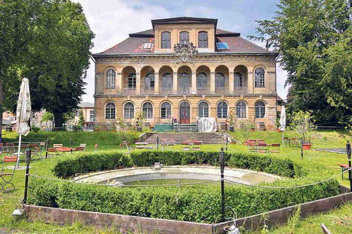 Im Stress mit den Eigentümern - und nun soll auch noch die Gastronomie im Haus schließen: Schloss Übigau in Dresden ist ein Sorgenkind der Denkmalschützer.
