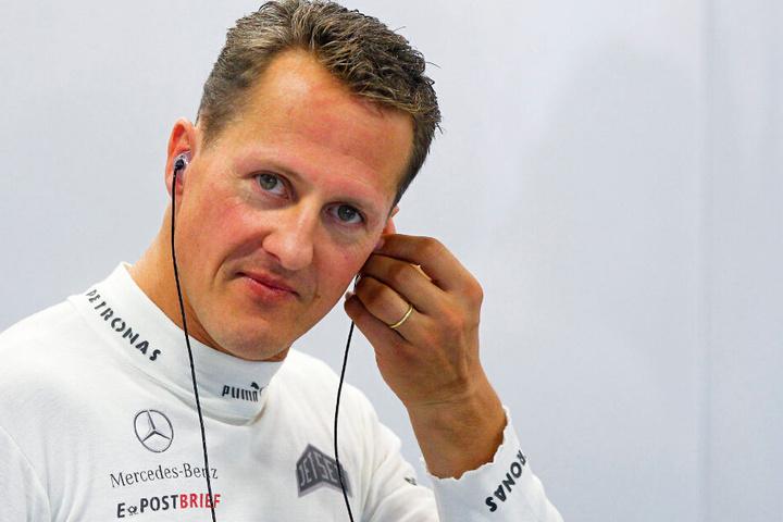 Michael Schumacher holte sieben WM-Titel.