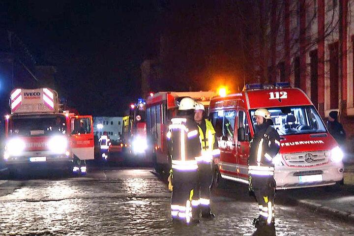 Die Ermittlungen zur Brandursache laufen.