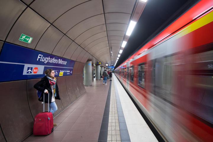 Hier könnten bald für ein Jahr lang keine S-Bahn mehr rollen.