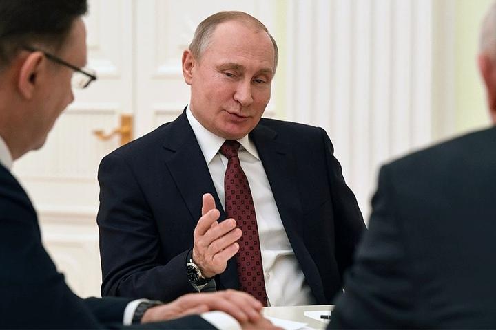Wladimir Putin (65) wurde kürzlich wieder zum Präsidenten Russlands gewählt.