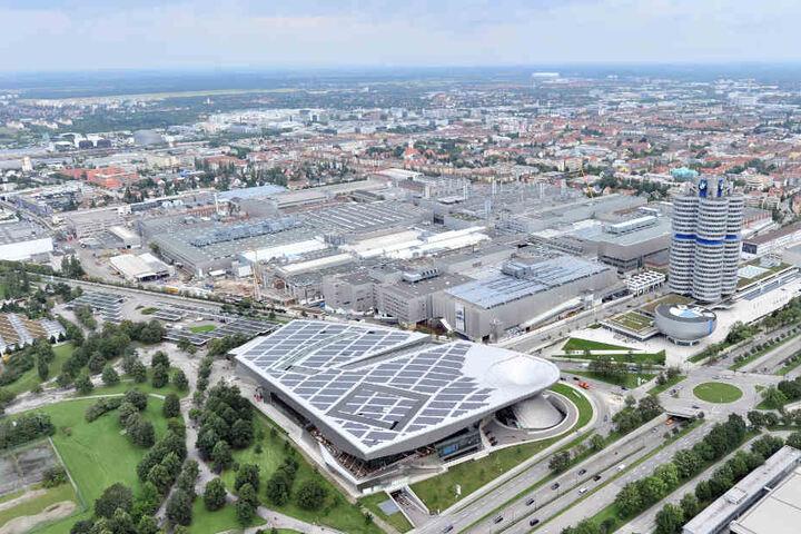 Rund 200 Millionen investiert BMW in sein Stammwerk in München.