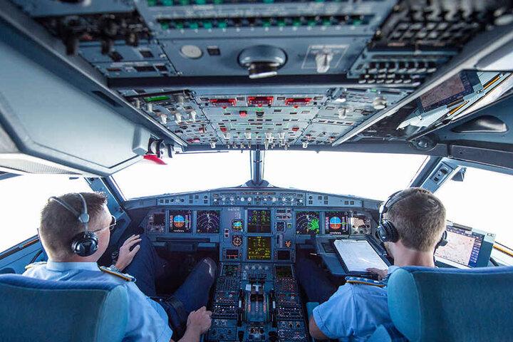 Diesmal blieb das Cockpit leer. (Symbolbild)
