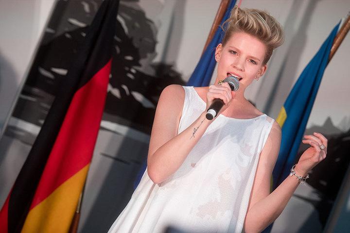 Levina ist Deutschlands große Hoffnung beim diesjährigen Eurovision Song Contest (ESC) in Kiew.
