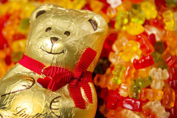 Kommen diese Schock-Fotos bald auch auf Süßigkeiten.
