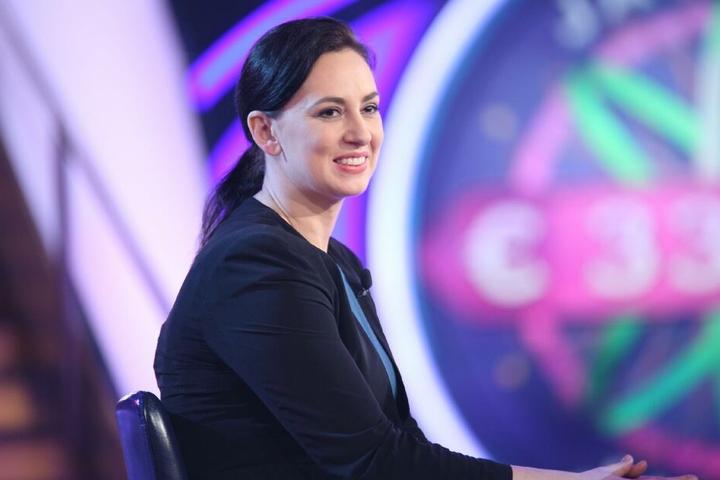 Nadja Sidkjar räumte bisher die höchste Gewinnsumme ab.