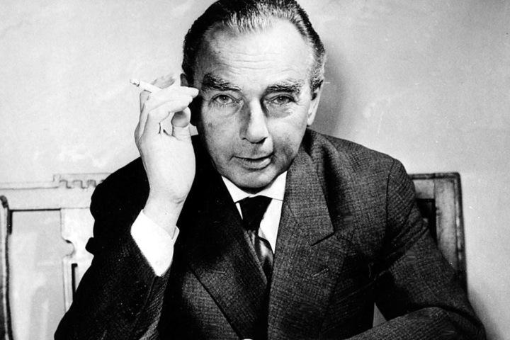 Der Schriftsteller Erich Kästner (1899-1974) lebte viele Jahre in Dresden.