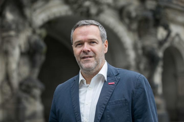 Präsident der Handwerkskammer Dresden: Jörg Dittrich (48).