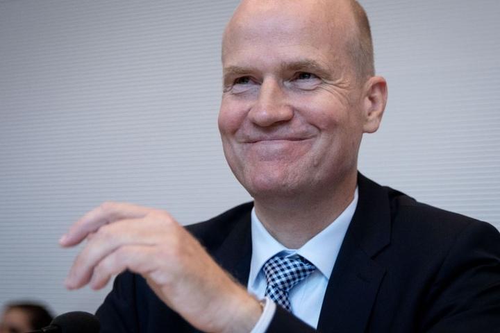Ralph Brinkhaus (50) wurde zum neuen Fraktionschef gewählt.