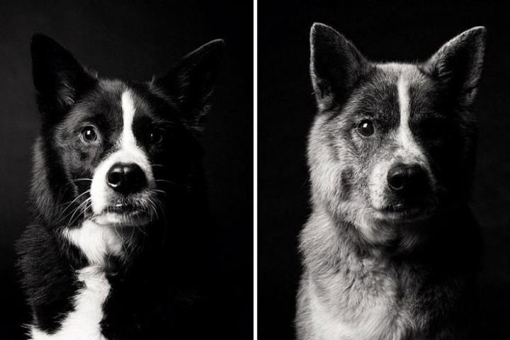 Maddy mit 5 Jahren (links) und 10 Jahren.