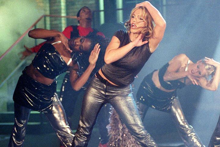 Britney Spears darf natürlich nicht fehlen!