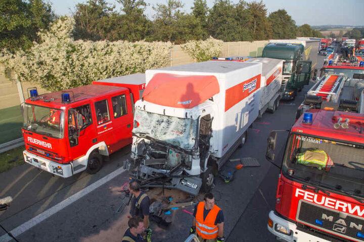 Autofahrer brauchen auf der A4 wieder eine Menge Geduld.