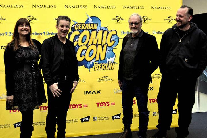 Auch in diesem Jahr werden zahlreiche Zeichner, Film- und Fernsehstars auf der Comic Con erwartet.