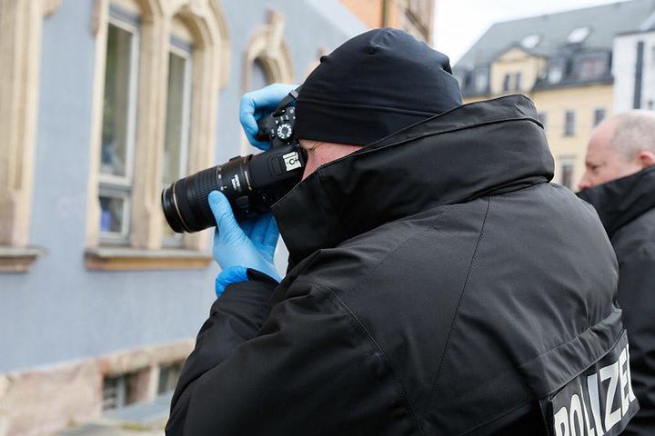 Das Operative Abwehrzentrum der Polizei ermittelt.