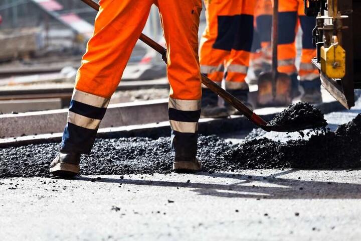 Die Bauarbeiten sollen von Mai bis November andauern. (Symbolbild)
