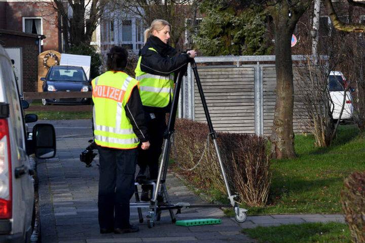 Die Polizei versucht den Tathergang in der Silvesternacht zu rekonstruieren. (Archivbild)