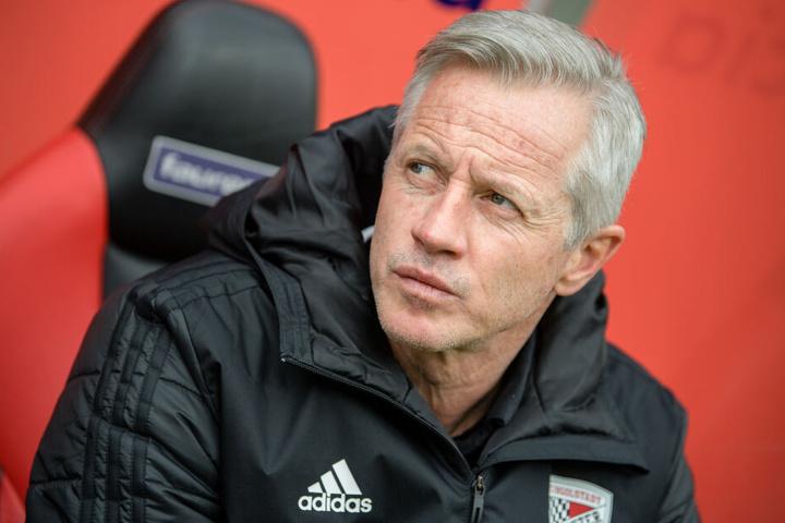 Jens Keller ist seit Dezember 2018 neuer Trainer bei den Schanzern.