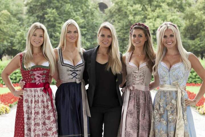sachsen playmate designt jetzt bhs im dirndl stil. Black Bedroom Furniture Sets. Home Design Ideas