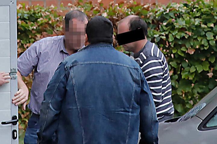 Der Ex-Freund sitzt seit Freitag wegen des Verdachts des Totschlags in Chemnitz in Untersuchungshaft.
