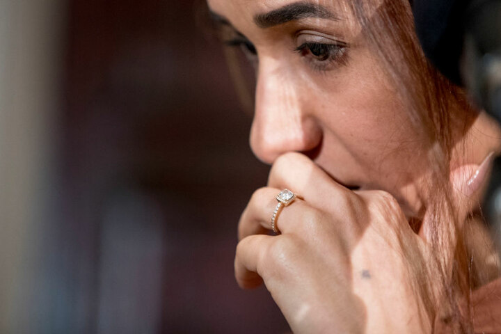 Nadia Murat setzt sich gegen sexuelle Gewalt bei Frauen ein.
