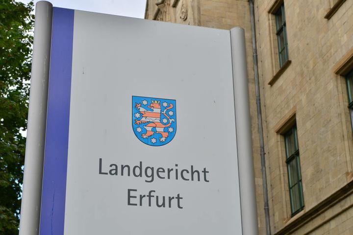 Auch im Landgericht in Erfurt kommen solche Fälle vor.