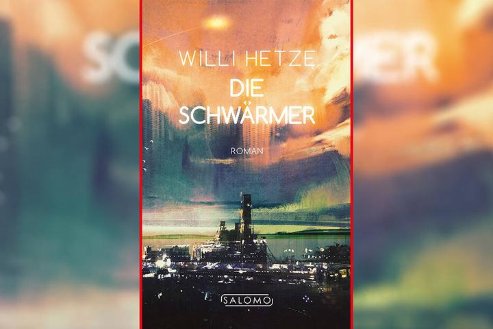 """Sein Roman """"Die Schwärmer"""" ist für den """"Seraph 2019"""" nominiert."""