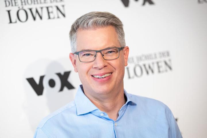 """Frank Thelen, Investor bei der Vox-Show """"Die Höhle der Löwen""""."""
