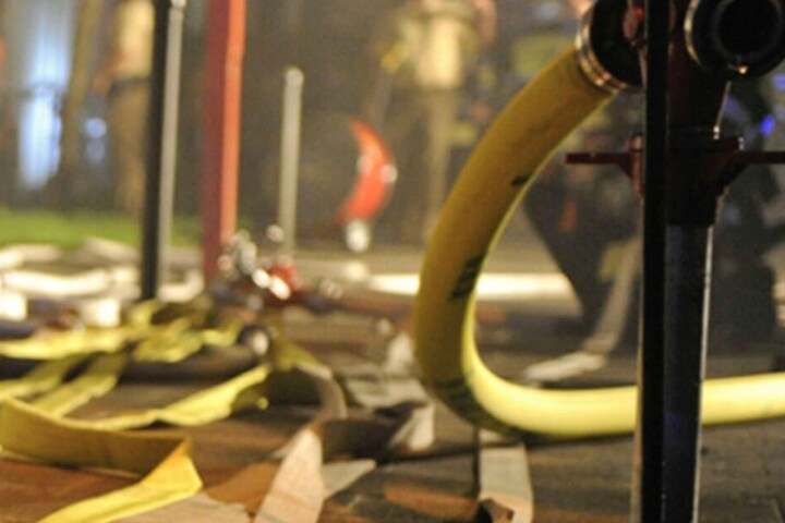 Die Feuerwehr konnte den Brand unter Kontrolle bringen. (Symbolbild)