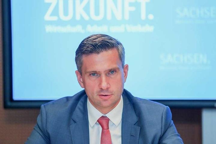 Wirtschaftsminister Martin Dulig.
