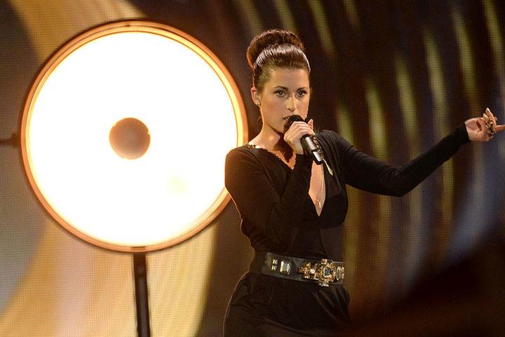 Weiß wie traurig der Eurovision Song Contest verlaufen kann: Ann Sophie (26) beim 60. ESC 2015 in Wien (Österreich).