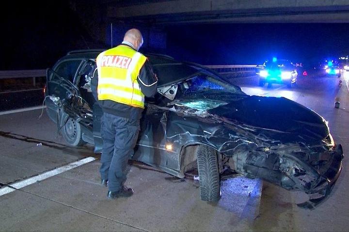 Der Fahrer des Opels wurde nicht verletzt.