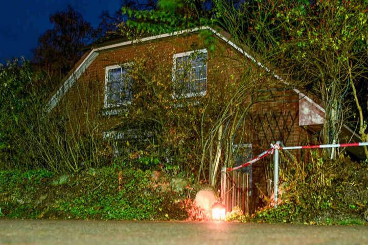 In diesem beschaulichen Eigenheim geschah der grausame Mord.