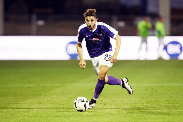 Fabio Kaufmann wird Rizzuto ersetzen.